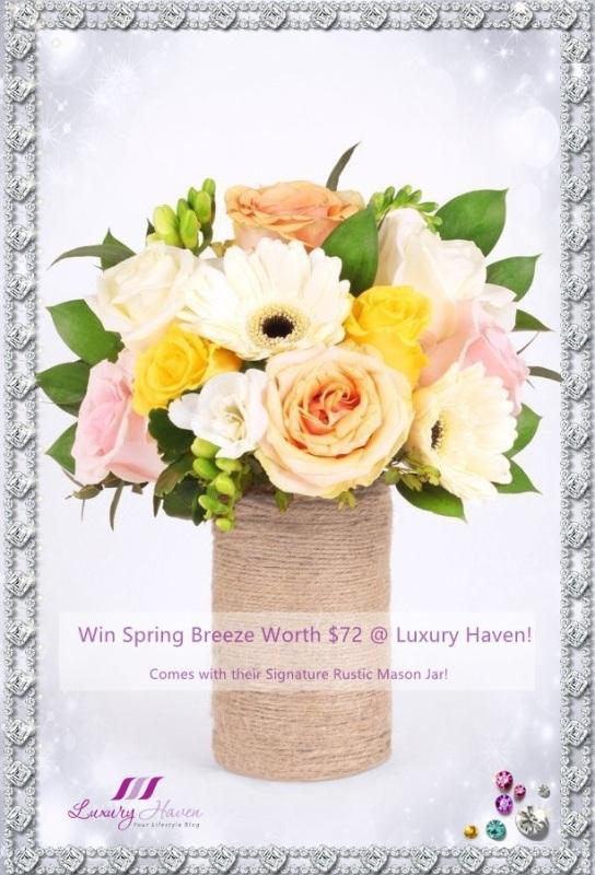 facebook gss 2017 better florist giveaway spring breeze