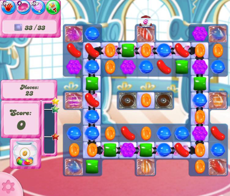 Candy Crush Saga level 2738