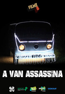 A Van Assassina - HDRip Nacional