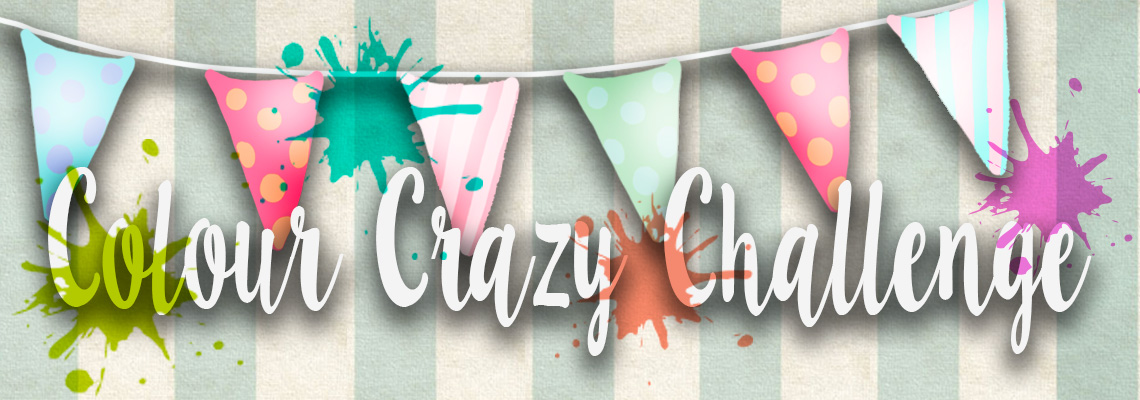 Colour Crazy Challenge Blog