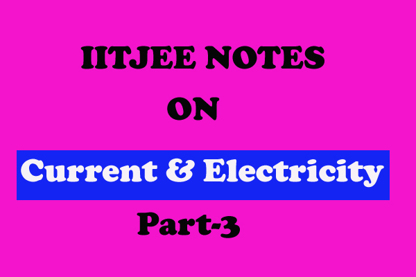 Current and Electricity images1