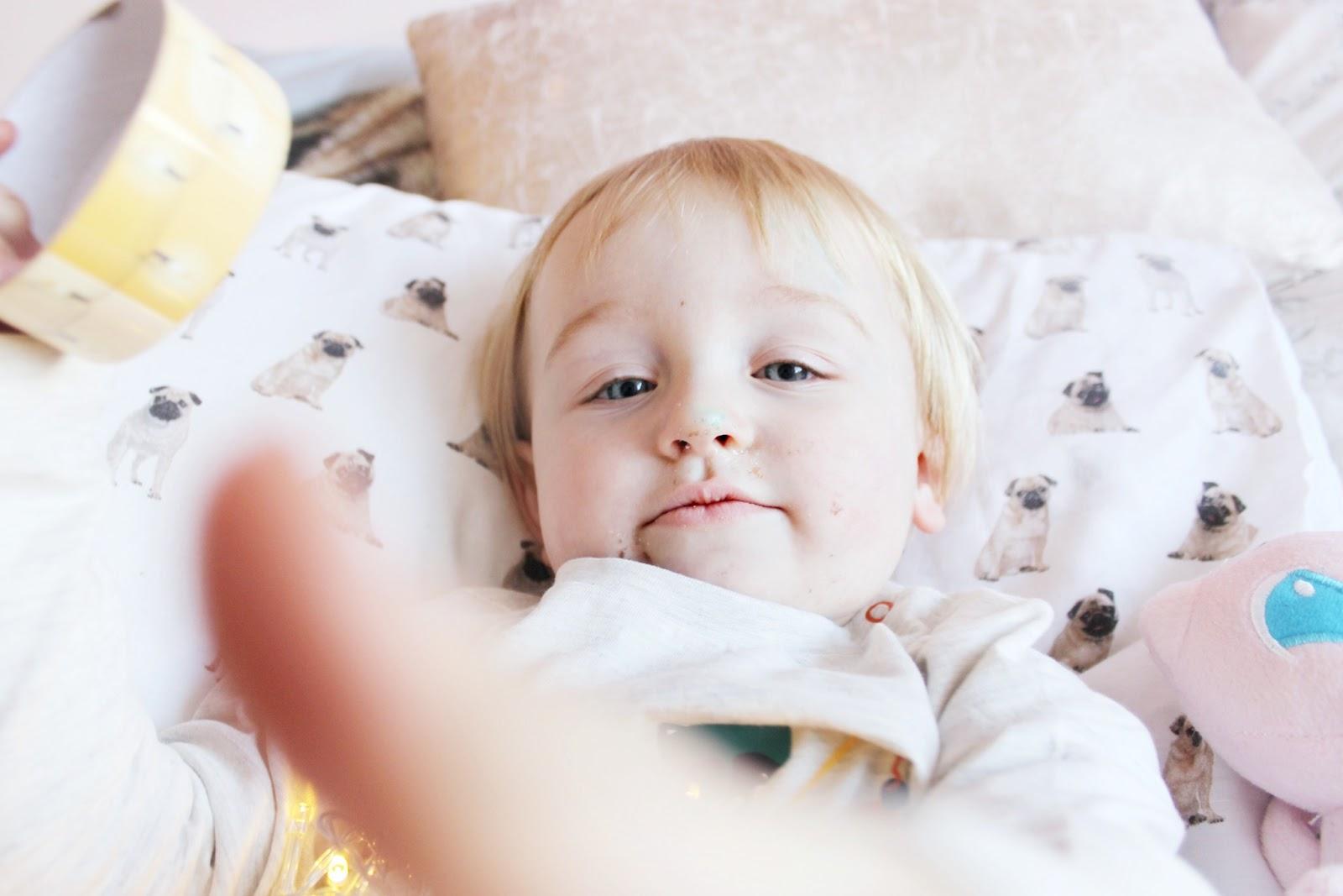 20 months toddler blog update