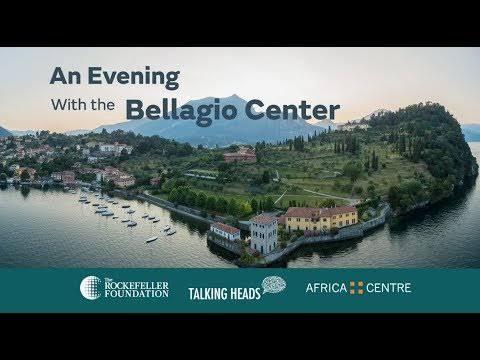 The Bellagio Center Residency Program 2019 । The Rockefeller Foundation । Italy