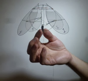 Flying Robot That Was Inspired By Jellyfish