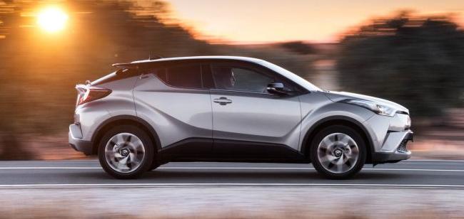 2017 Toyota C-HR Specs, Redesign, Change, Engine Power, Rumors