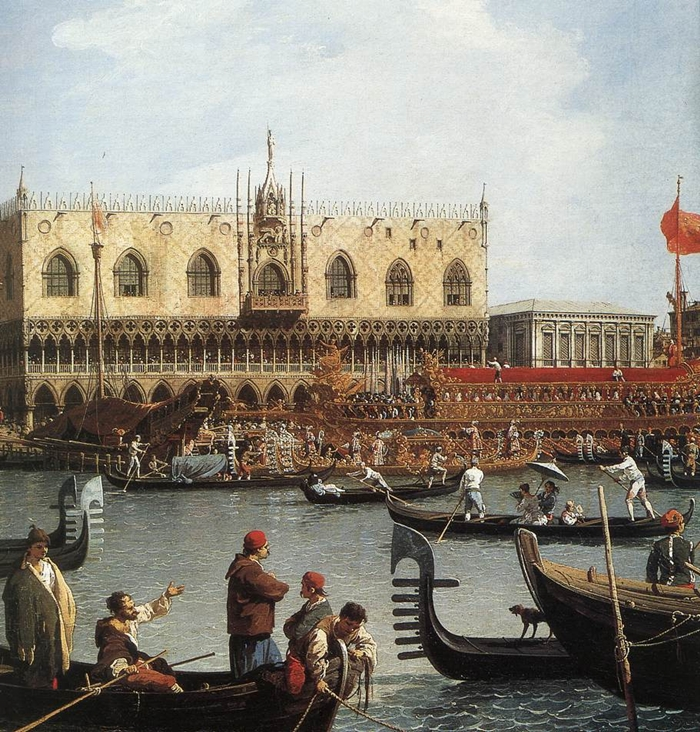 Canaletto Vedutista Painter Tutt Art Pittura