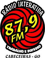 Rádio Interativa FM de Cabeceiras ao vivo