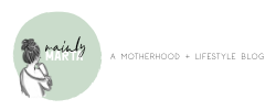 Mainly Marta :: A Motherhood + Lifestyle Blog