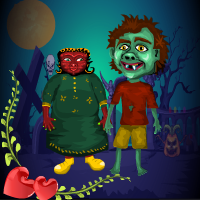 Games4escape Zombies Love…