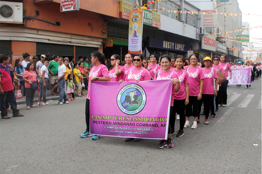 MINDANAO PAGADIAN FRONTLINE: WestMinCom female association joins