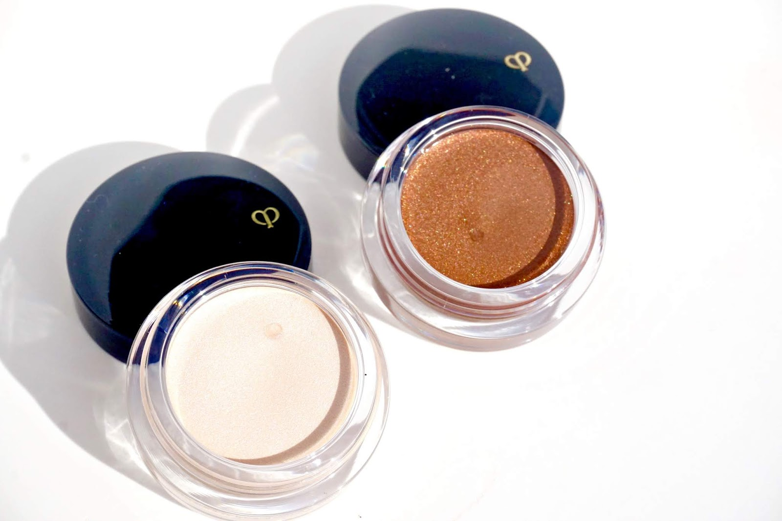 cle de peau cream eye color solo 308 309 swatches