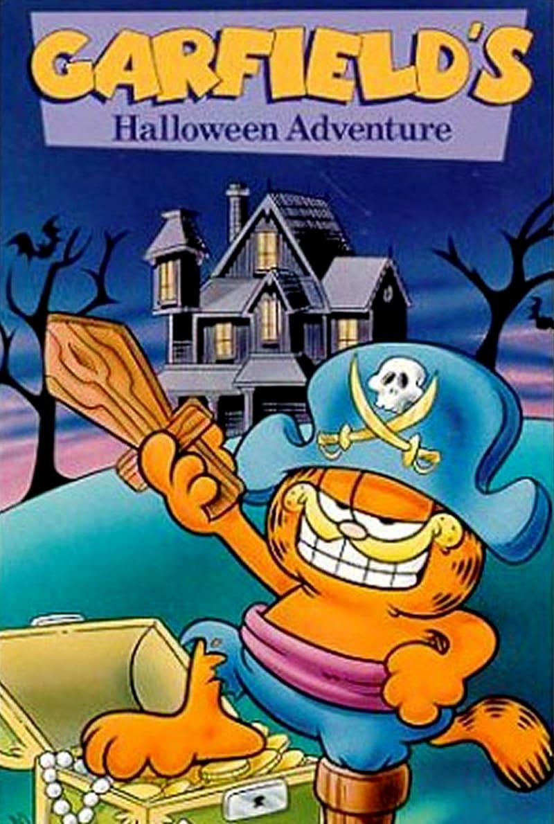 Cody S Film Tv And Video Game Blog Garfield S Halloween Adventure Garfield In Disguise 1985