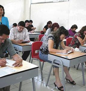 Más 19 mil docentes luchan por 3.350 vacantes de ascenso en la DRELM - www.drelm.gob.pe
