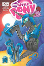 My Little Pony Friendship is Magic #8 Comic Cover Retailer Incentive Variant