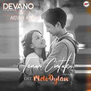 Download Lagu MP3 Teman Cintaku - Devano Danendra Feat Aisyah Aqilah