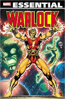 Jim Starlin - The Essential Warlock Volume 1