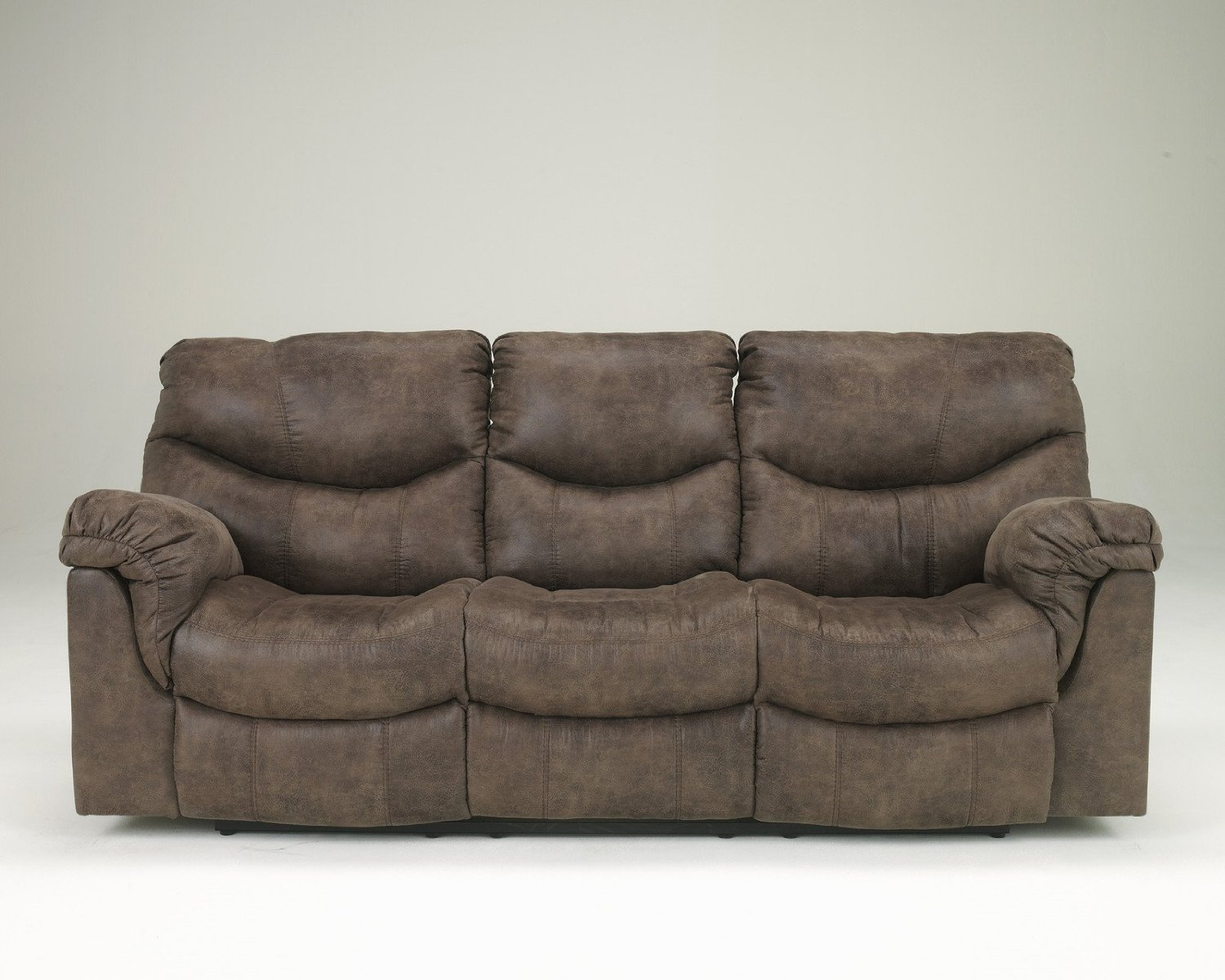 The best home furnishings reclining sofa reviews ashley for Best furniture
