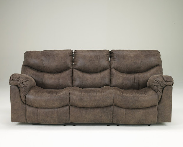 Home Furnishings Reclining Sofa Ashley
