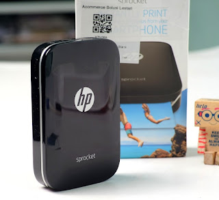 Printer Saku Kecil - HP Sprocket