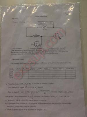tp électricité 2 smp s3 fsr