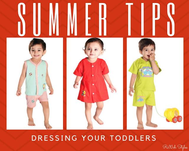Ri(t)ch Styles Bumchums Kidswear Summer Tips