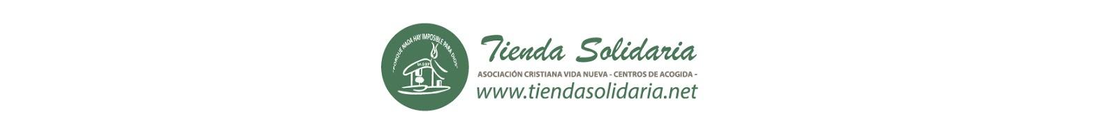 Tienda solidaria vida nueva