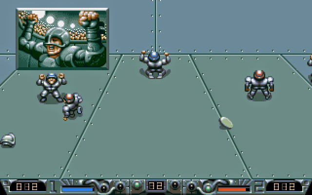 My all time favourite video games: Speedball 2: Brutal ...