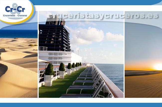 ► Pullmantur amplía con (Islas Canarias y Agadir) su temporada