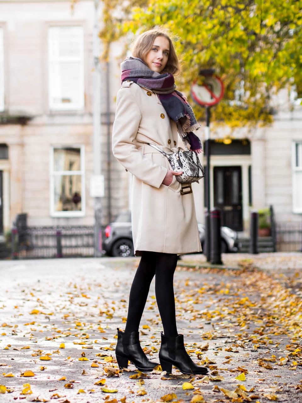 Fashion blogger autumn outfit inspiration 2019 - Muotibloggaaja, syysmuoti 2019, asuinspiraatio