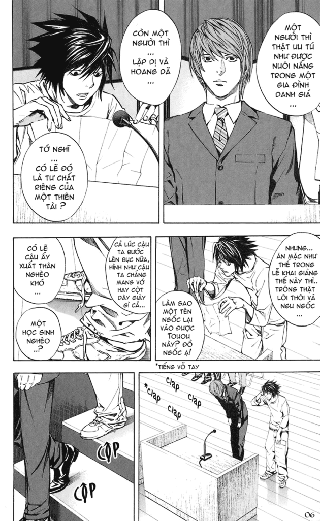 Death Note chapter 019 trang 7