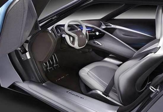 Hyundai Genesis Coupe V8 Interior