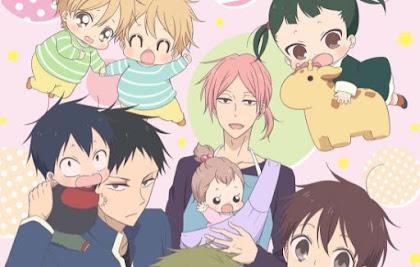 Gakuen Babysitters Todos os Episódios Online