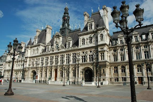 Hotel de Vile em Paris