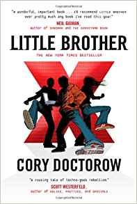 "Tween Book Group Reads ""Little Brother"" for December 14, 2017"