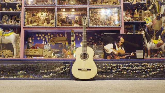 La guitarra de Paco de Lucía
