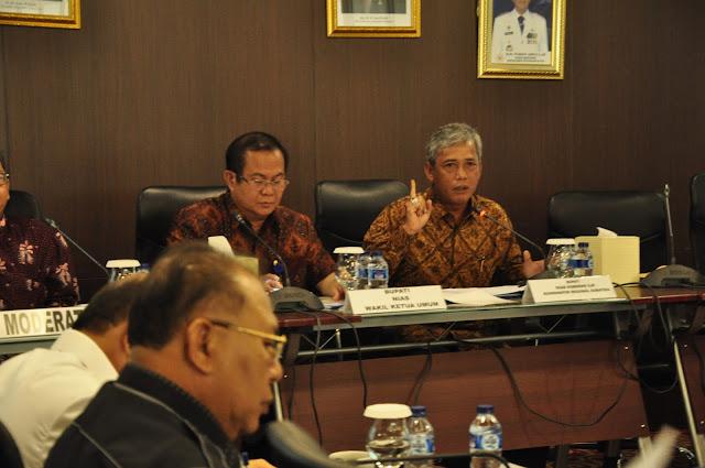 Bupati OKI Percepat Pembangunan di Sumatera