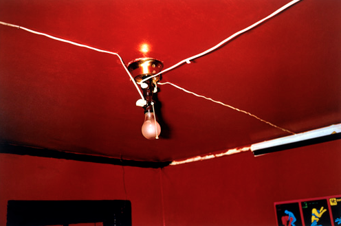 william eggleston essay William eggleston described his early inspiration for making color photographs as watching a continuous ribbon of small, oblong images emerge from developing.
