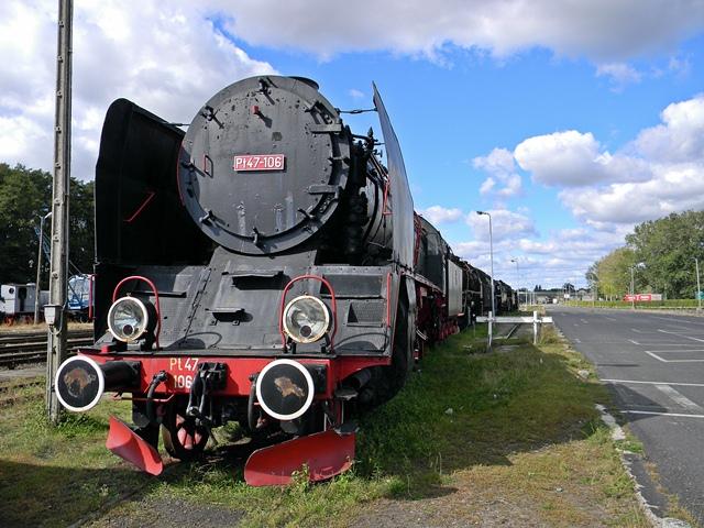 pociąg, pojazdy, kolej, szyny