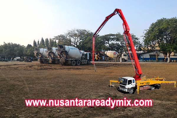 Harga Beton Cor Ready Mix Bogor Murah Per M3 Terbaru 2021