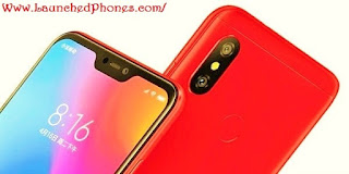 Pro volition last launched shortly inward the international marketplace Xiaomi Redmi Note vi Pro coming alongside Qualcomm