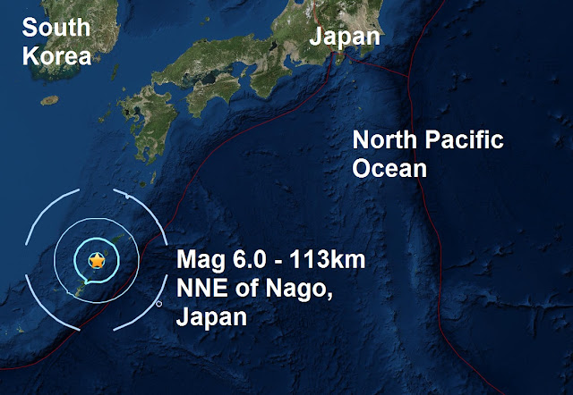 Another major quake strikes Japan Untitled