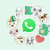 Cara Download dan Menggunakan stiker Whatsapp di Android dan iOS