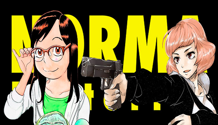 Norma Editorial: Planet of the Zombie y Violence Action manga