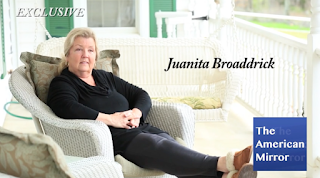 Juanita Broaddrick gets daily fundraising call from Hillary's campaign