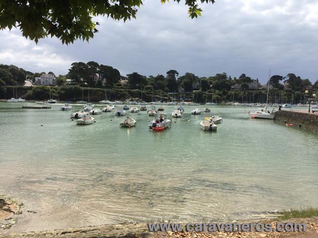 Foto del Puerto de Pornic | caravaneros.com