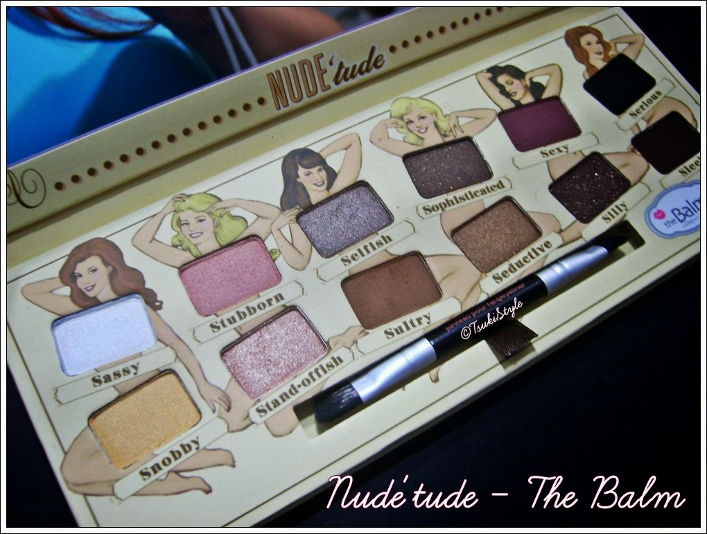nude tude the balm