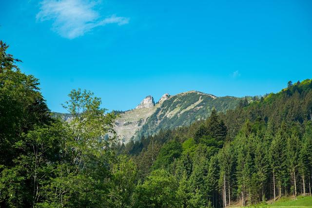 Von Hintersee aufs Gennerhorn  Wandern Fuschlseeregion  Osterhorngruppe 03