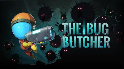 تحميل لعبة المغامرات الشيقة The Bug Butcher إصدار عادي و مهكر للأندرويد