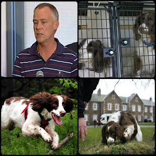 Madeleine McCann ~ Know The Truth: Sniffer Dogs in the