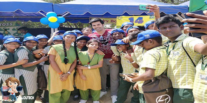 Ganesh Venkatram  Deaf Children's Mela